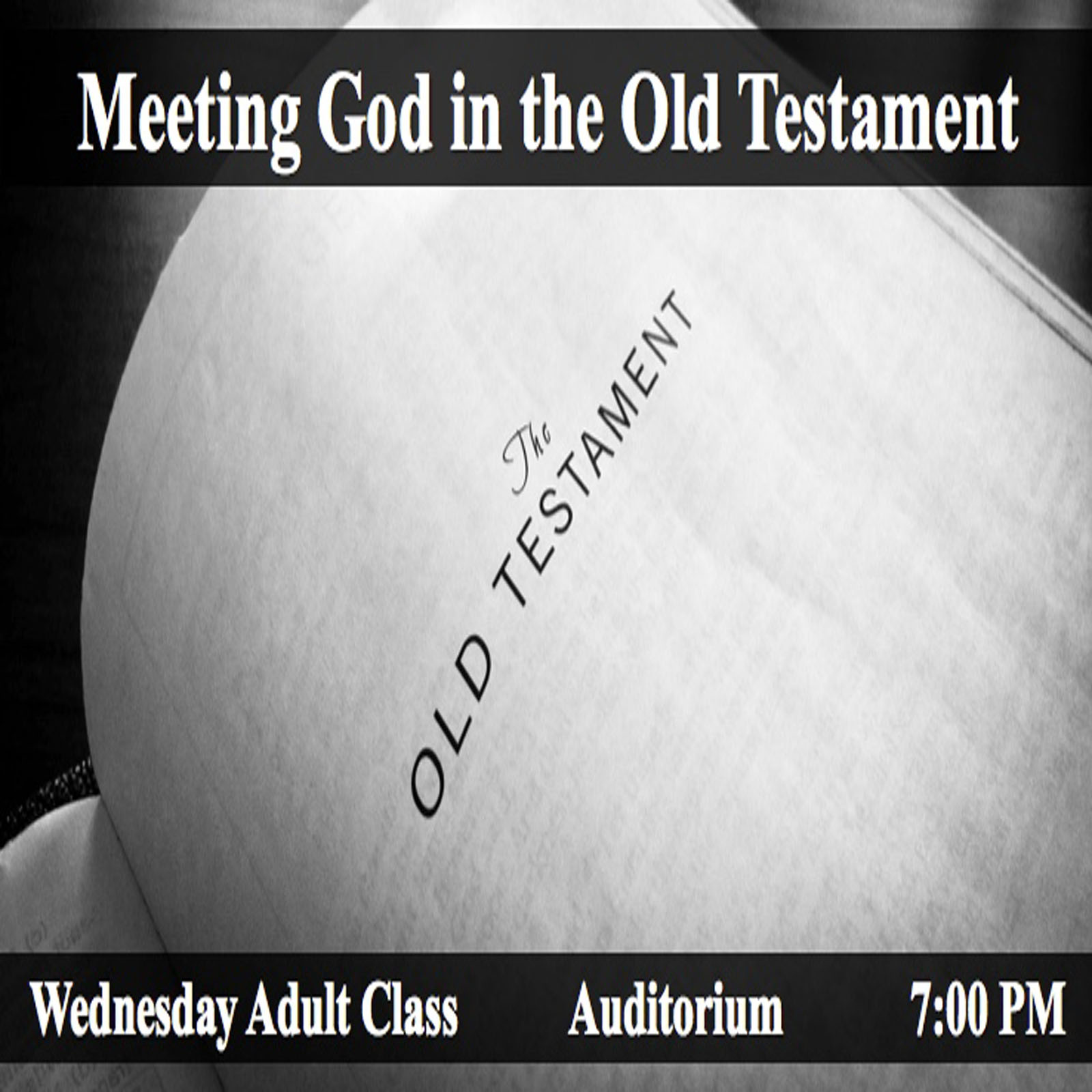an analysis of the vindictive god in the old testament Old testament adult bible ing god are so firmly ensconced and the flickering lamp of god's people is at the point it's seemingly vindictive rheto.